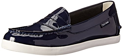 Cole Haan Women's Pinch Patent Weekender Penny Loafer