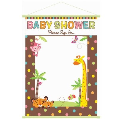 Fisher Price Baby Signin Sheet front-281278