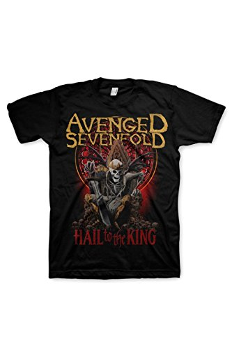 Avenged Sevenfold -  T-shirt - Uomo nero M