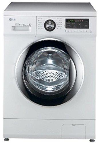 LG FH296TDA3 Lave linge 8 kg 1200 trs/min A+++-30% Blanc