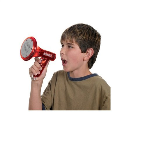 Multi Voice Changer By Rinco: Change Your Voice with 4 Different Voice Modifiers SUPER ANIMAL SOUNDS MEGAPHONE - 1