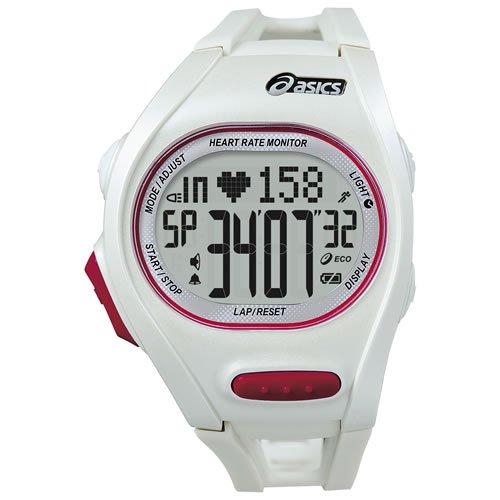 アシックス asics ランニングウォッチ 腕時計 HRM(ハートレートモニター)ウォッチ AH01 Heart Rate Monitor CQAH0103