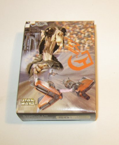 Star Wars EP1 Mini Puzzle : Sebulba Pod Racing