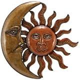 Sun Moon Wall Art