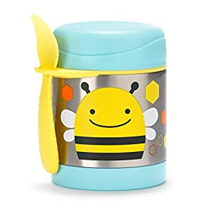Skip Hop Zoo Insulated Food Jar, Bee