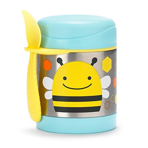 Skip Hop Zoo Insulated Food Jar, Bee