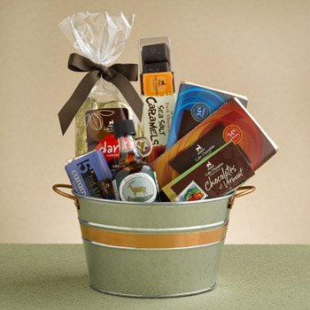 Vermont Country Chocolate Gift Basket