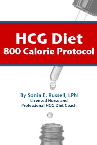 HCG Diet 800 Calorie Protocol