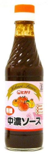 Light food organic chuno sauce 250 ml