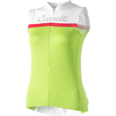 Buy Low Price Castelli Promessa Sleeveless Women's Jersey (B004P8AZNU)