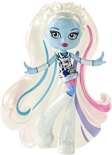 Monster High Vinyl Abbey Figure - 1
