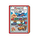 Cars, Planes and Trains Magnetic Travel Tin Collectors Edititon