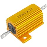 Chasis Mounted Aluminum Housed 25W 3.9 Ohm 5% Wirewound Resistors