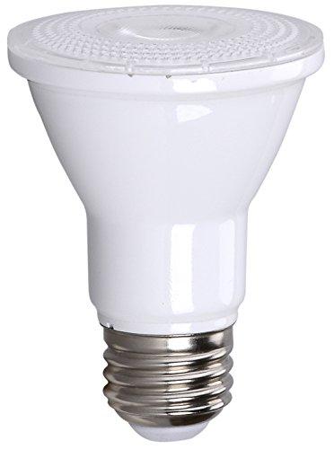 Bioluz LED PAR20 7w (75w Equiv) 3000k 550 Lumen Dimmable Lamp - UL Listed