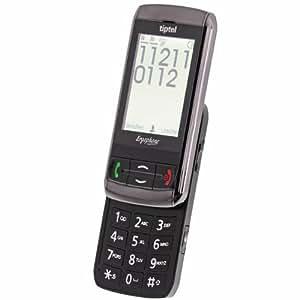 tiptel Ergophone 6060 GSM, téléphone grande touche portablé débloqué logiciel original (import Allemagne)
