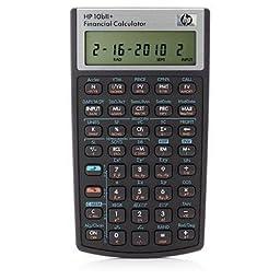 Brand New Hp Calculators Hp 10Bii+ Financial Calculator