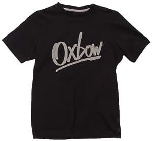 Oxbow Jocon T-Shirt manches courtes garçon Noir 10 ans
