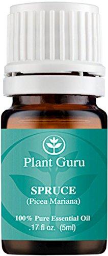 Wild Black Spruce Essential Oil. 5 ml. 100% Pure, Undiluted, Therapeutic Grade.