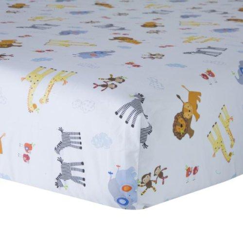 Lambs & Ivy S.S. Noah Sheet front-1010255