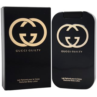 Gucci Guilty Perfumed Body Lotion for Women, 6.7 Ounce