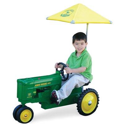 John Deere Pedal Tractor Umbrella