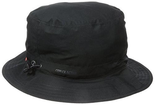 vaude-kappe-escape-hat-black-m-05577