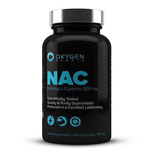 NAC - N-Acetil L-Cisteina - 60 capsule