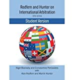 img - for [(Redfern and Hunter on International Arbitration )] [Author: Nigel Blackaby] [Dec-2009] book / textbook / text book