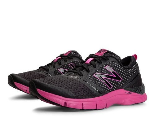 New Balance New Balance 711 Womens Cross Training Shoes WX711PB Crush Black Pink