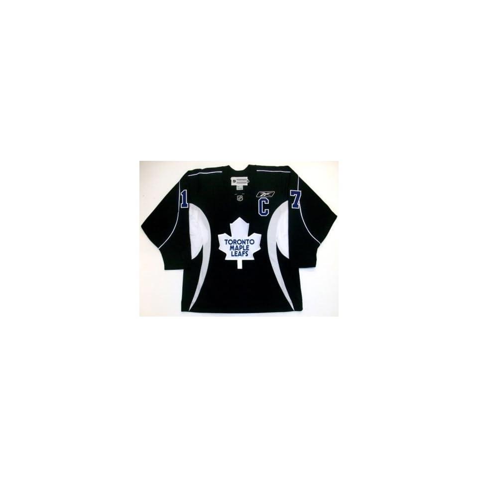 Wendel Clark Toronto Maple Leafs Black Rbk Jersey on PopScreen 0b489c4ae