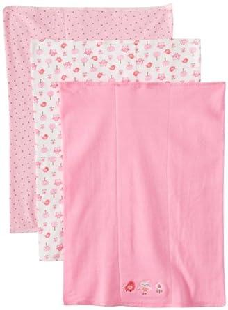 Amazon Baby girls Newborn Gerber 3 Pack Knit