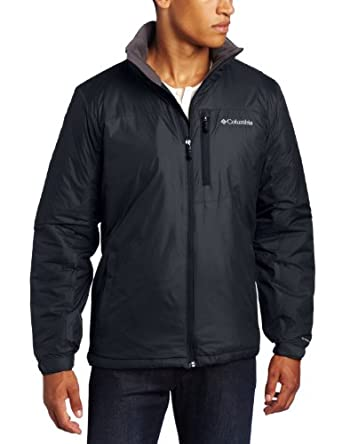 Columbia Hexie Heights Jacket, Black, X-Small
