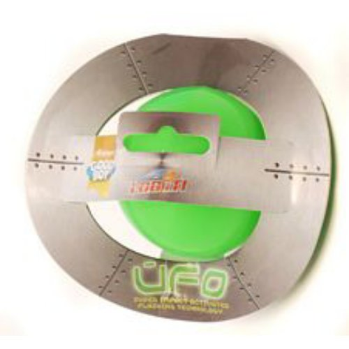 Good Boy Lob It UFO Impact Activated Dog Toy (Assorted Colours)