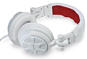 Wavemaster Dakota 71081 Casque Audio filaire Blanc