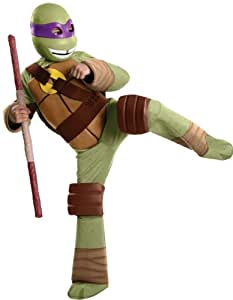 Rubies Boys Teenage Mutant Ninja Turtle - Donatello Kids Costume