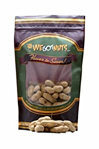 Raw In-Shell Peanuts (10 Pound Case) - We Got Nuts