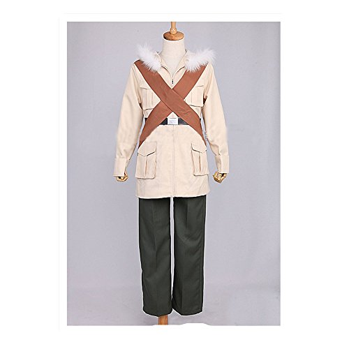 [Mxnpolar APH Axis Powers Hetalia Canada Cosplay Costume Custom-made] (Canada Dance Costumes)