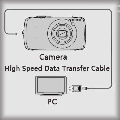 USB-Datenkabel für Olympus/IR - 300/IR - 500 MJU MJU 10 15 20 25 MJU MJU MJU 30 Digital Foto Kamera, Camcorder (Bitte überprüfen Sie die Kamera genau dieses Kabel kann, müssen die Arbeit mit DOCKING für eine Kamera-Modell)