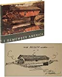 Eric Sloane's I Remember America [Bicentennial Edition] (0308700414) by Eric Sloane