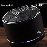 Original Xiaomi Rechargeable Bluetooth 4.0 Mini Speaker (Black)