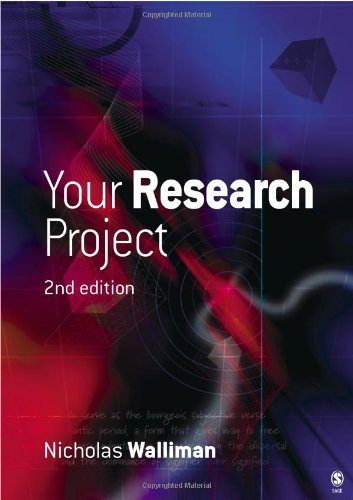 Your Research Project: A Step-by-Step Guide for the...