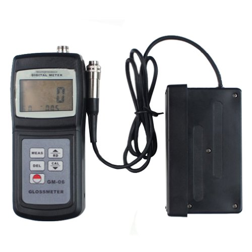 Landtek GM-06 60 Degrees Glossmeter Surface Cleaning Gloss Meter Tester Vancometer 0.1-200Gu