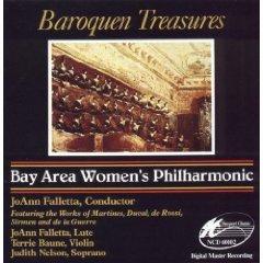 Baroquen Treasures : Martines: Sinfonia in C; De Rossi: Sinfonia fr Il Sacrifizio di Abramo; Duval: Suite from the Ballet 'Les Genies'; Sirmen: Concerto No 5 in B flat for Violin; de la Guerre