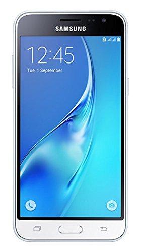 Samsung Mobile SM-J320FZWDDBT Galaxy J3 Smartphone (2016) Duos weiß