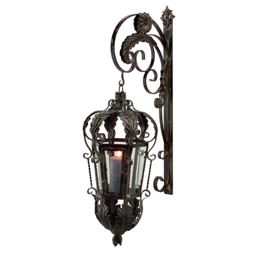 IMAX Balfour Lantern with Bracket