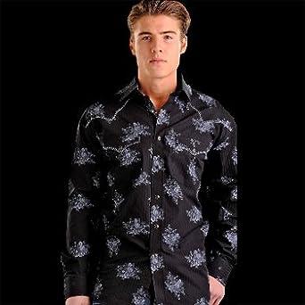 Panhandle Slim Western Print Shirt