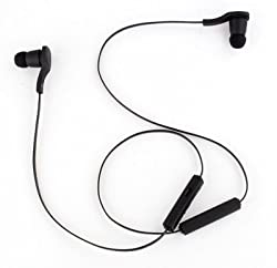 Technomart Sports HS6 Wireless Bluetooth Headset (Black)