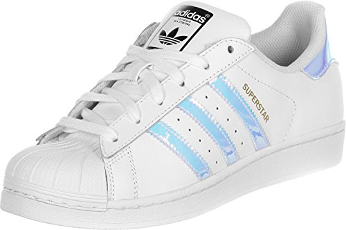 Adidas Superstar J W Scarpa 3,0 white/silver