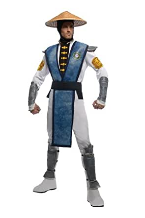 Costume Mortal Kombat Raiden Costume: Adult Sized Costumes: Clothing