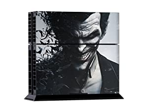 Sony PlayStation 4 Skin PS4 Skin decorative decal sticker, including one skin for the console and one skin for the controller